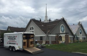 Roofing contractors specializing in commercial, church & municipality roofing projects Illinois