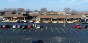 Strip Mall Commercial Roofing Contractor New Lenox IL | Joliet IL