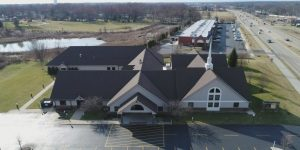 Sloped Commercial Roofing