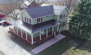 Metal Roofing Joliet | New Lenox | Roof Install