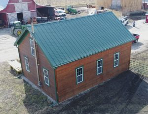 Metal Roofing Repair and Installation in Joliet & Plainfield IL